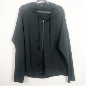 Fabletics | Super Oversized Zip Jacket w Hood